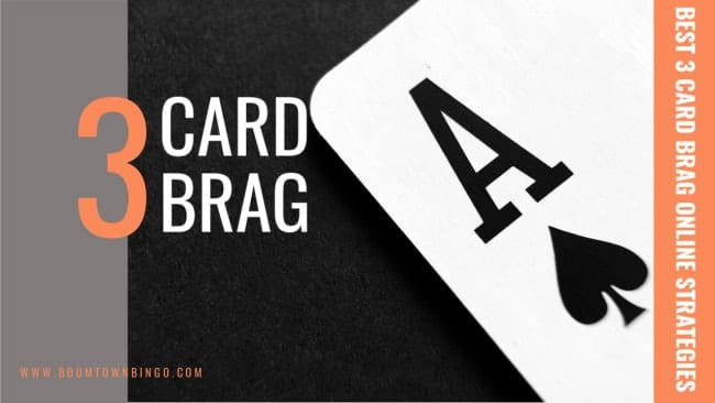 3 Card Brag - Best Stategies to Win