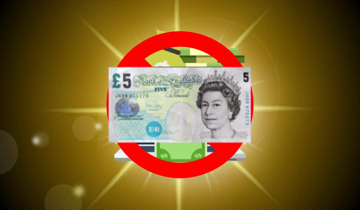 £5 No Deposit Slot Bonus