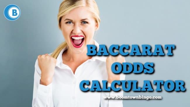 Baccarat Odds Calculator