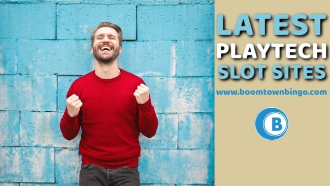 Latest Playtech Slots