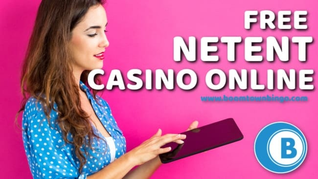 NetEnt Free Casino Sites