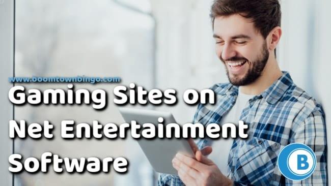 NetEntertainment Games