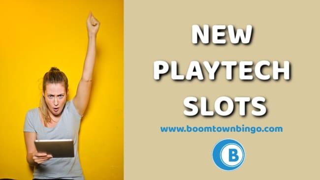 New Playtech Slots