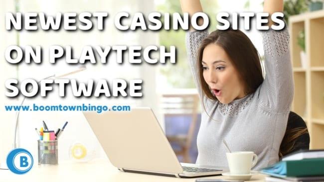 Newest PLaytech Casino
