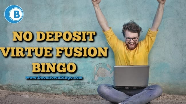 No Deposit Virtue Fusion Bingo