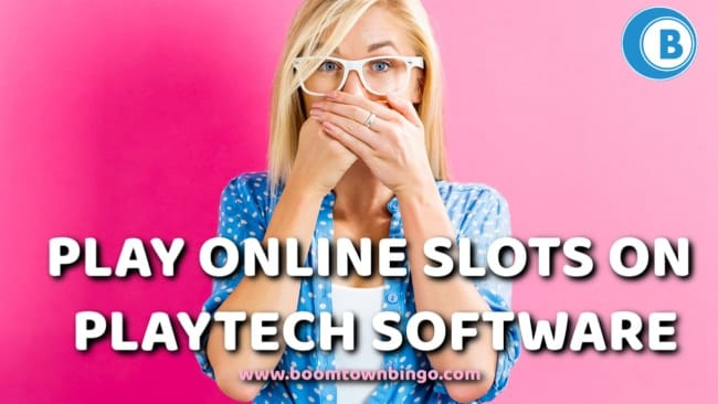 Online Slots on Playtech