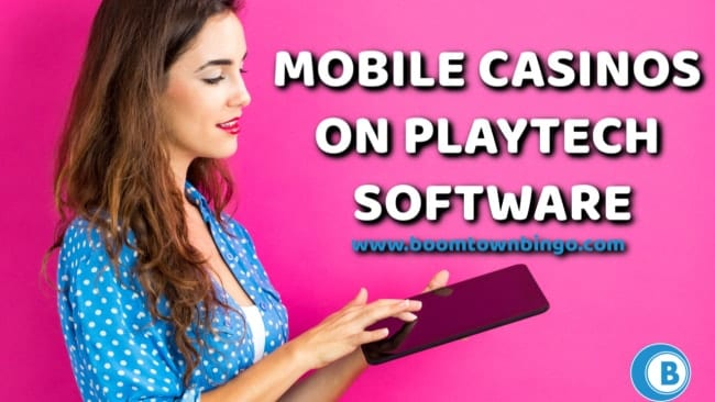 Playtech Mobile Casinos
