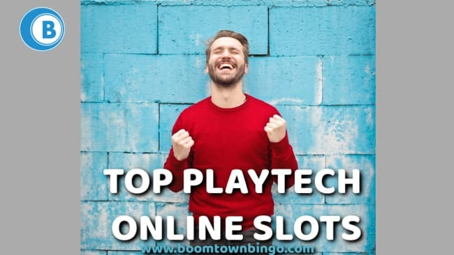 Top Playtech Slots