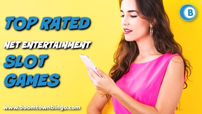 Top Rated Netent Slots