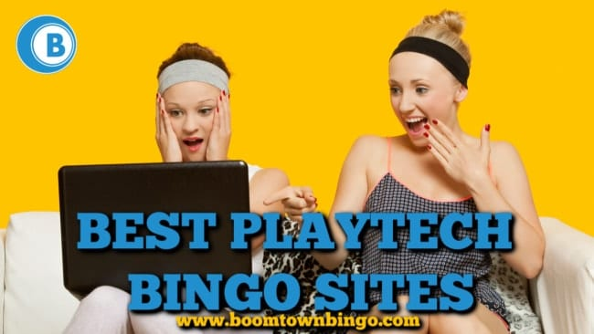 Top Rated Playtech Bingo Sites-