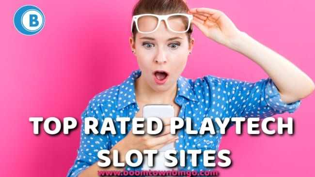 Top Rated Playtech Slots