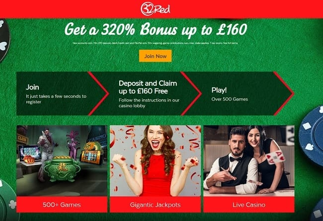 32 Red Poker Reviews