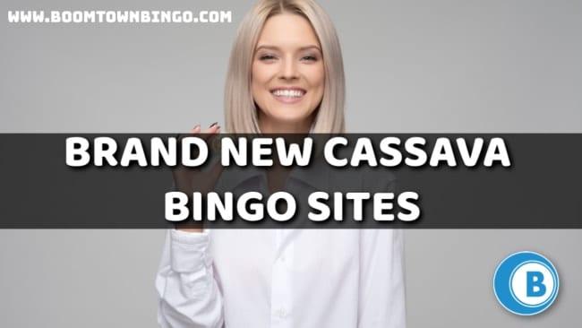 Brand New Cassava Bingo