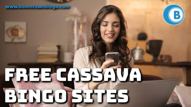 Free Cassava Bingo