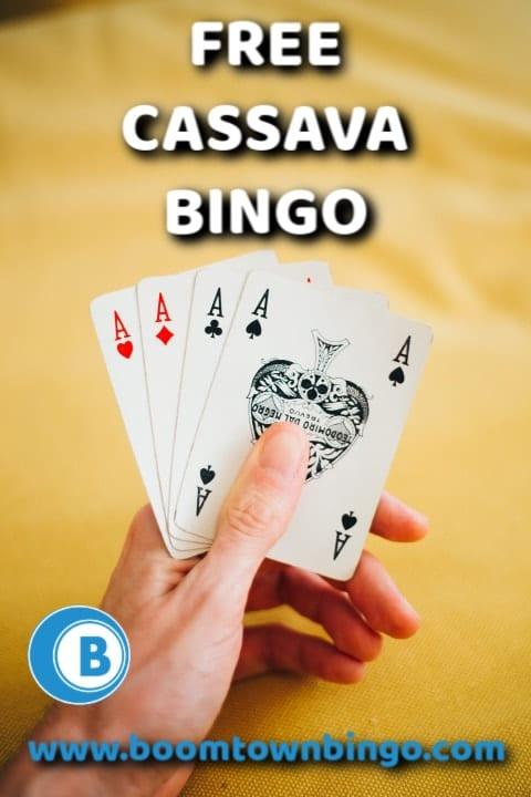 Free Cassava Bingos