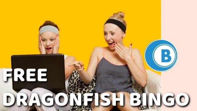 Free Dragonfish Bingo
