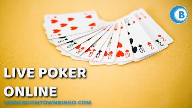 Live Poker Online