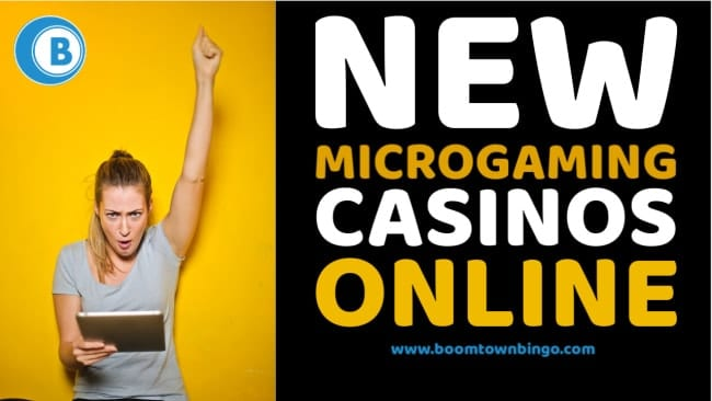 New Microgaming Casinos Online