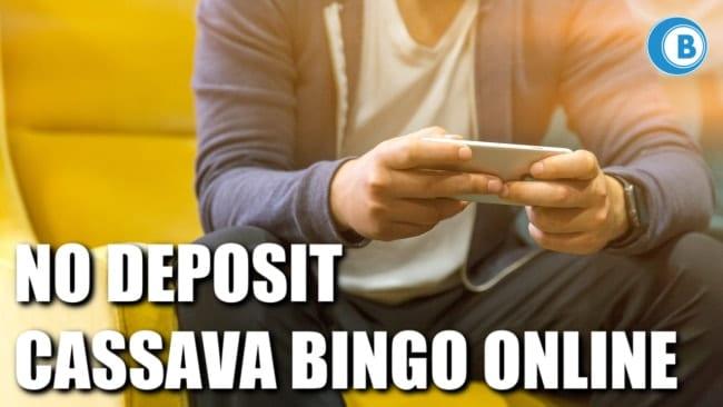 No Deposit Cassava Bingo