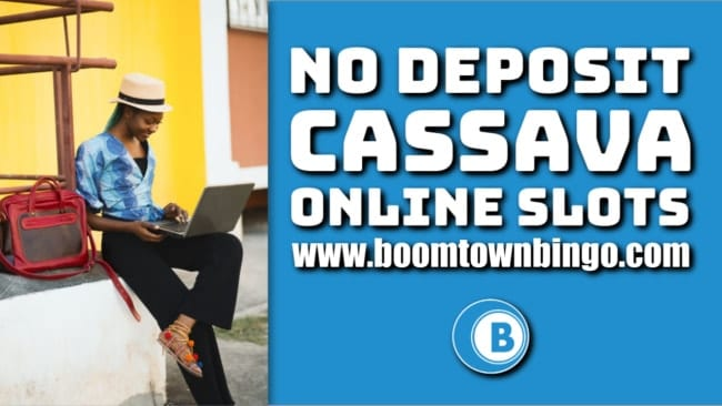 No Deposit Cassava Slots
