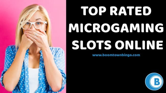 Top Rated Microgaming Slots