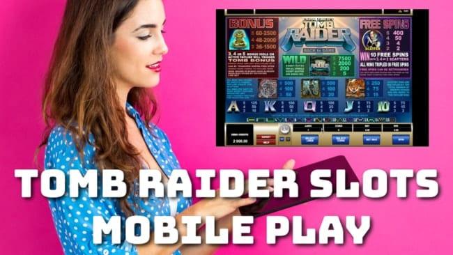 Tomb Raider Mobile Slots (1)
