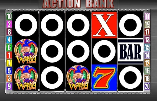 Action Bank Slots Sites
