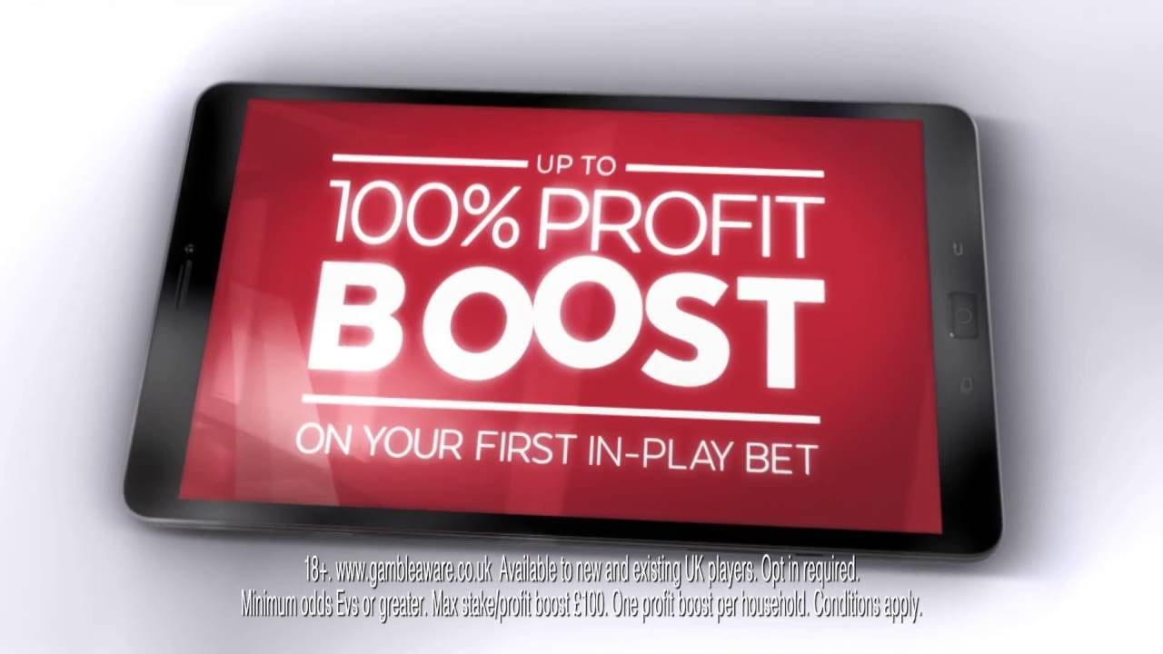 32Red Sport 100% Profit Boost