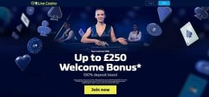 William Hill Live Casino review