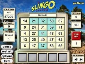 Free Slingo Sites
