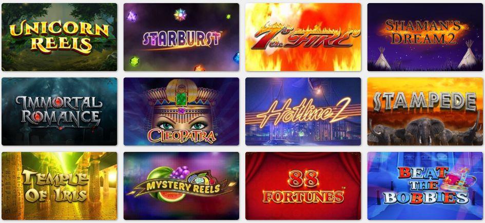 Bingo Extra Slots Sites
