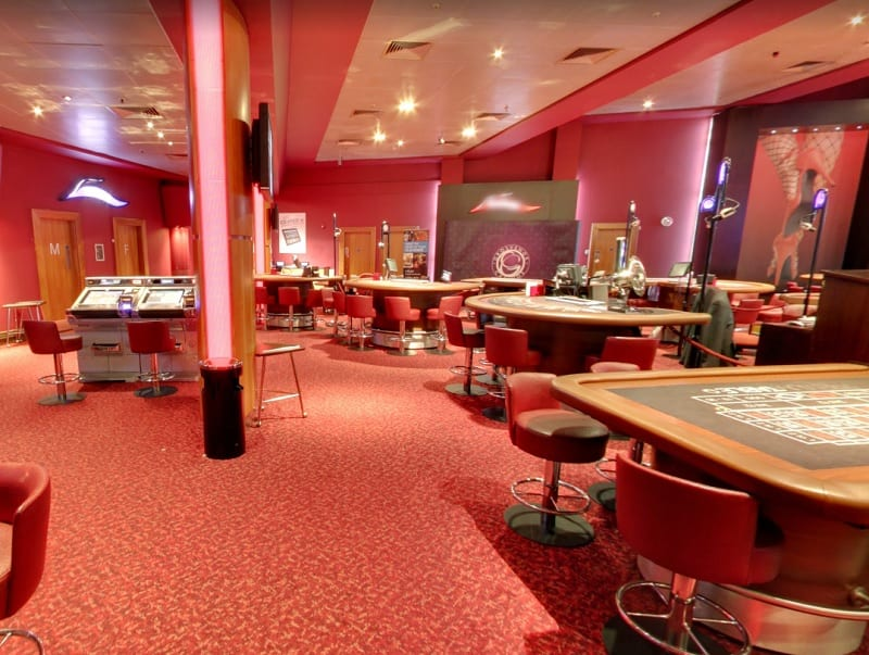 Grosvenor Casino Broad St, Birmingham