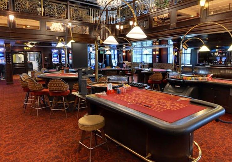 Grosvenor Casino Glasgow RiverBoat