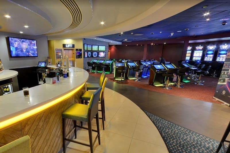 Grosvenor Casino High Cross Street, Leicester