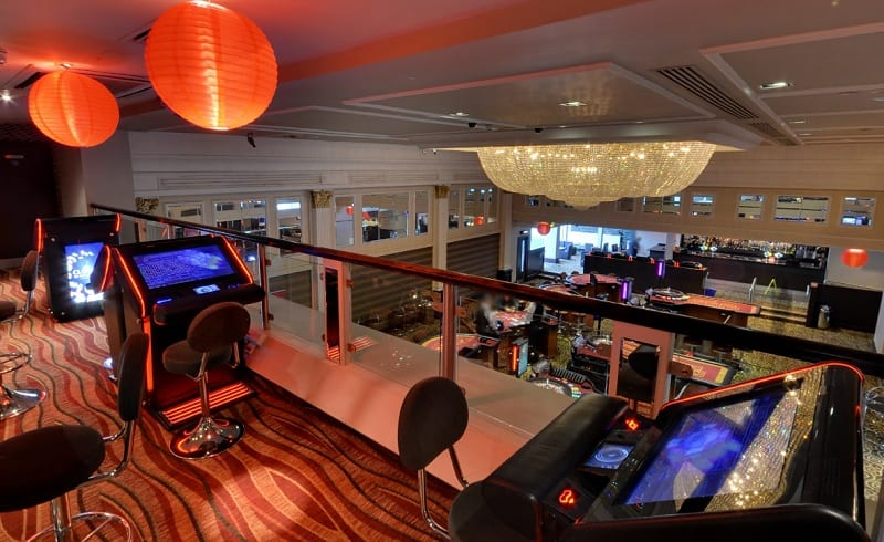 Grosvenor Casino Hill St, Birmingham