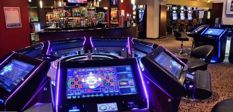 Grosvenor Casino South Maybury, Edinburgh