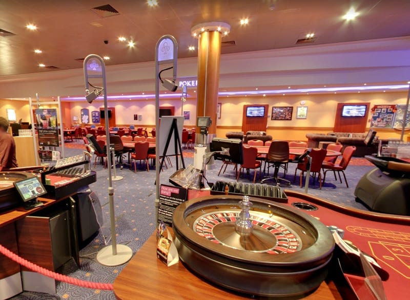 Grosvenor Casino Thomas Road, Huddersfield