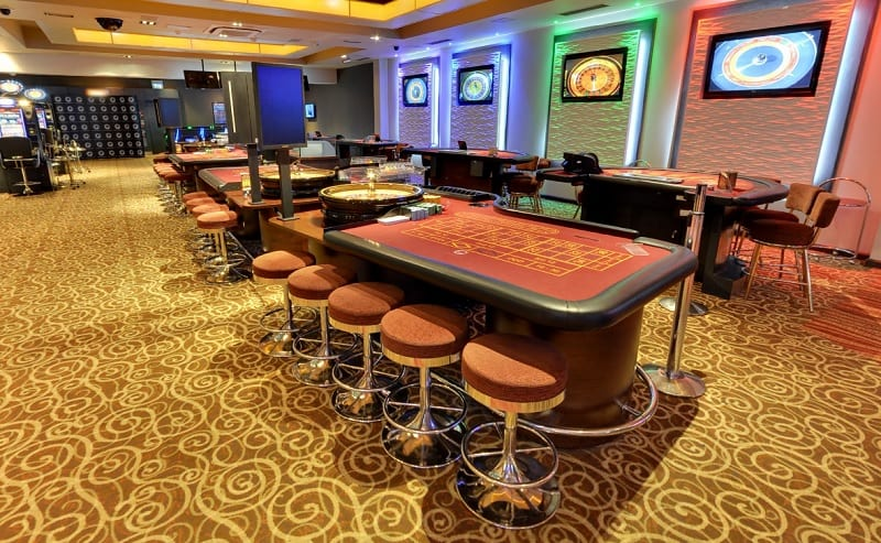 Grosvenor Casino Wellington Street, Stockport