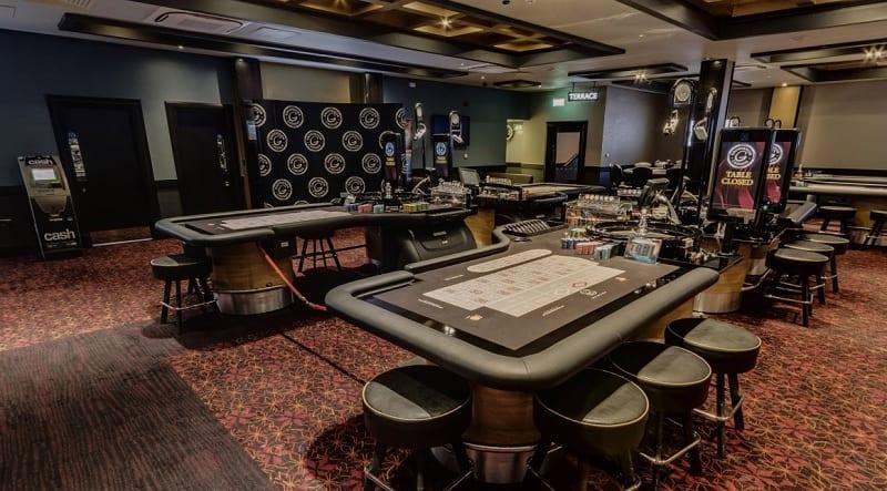 Grosvenor Casino Westgate Leeds