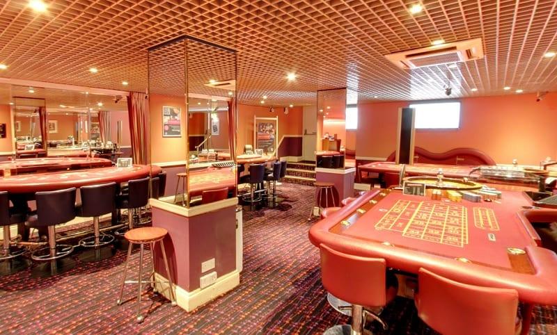 Grosvenor Casino in Great Yarmouth at Marine Parade