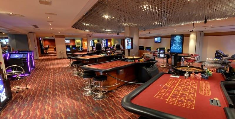 Nottingham Grosvenor Casino, Maid Marian Way