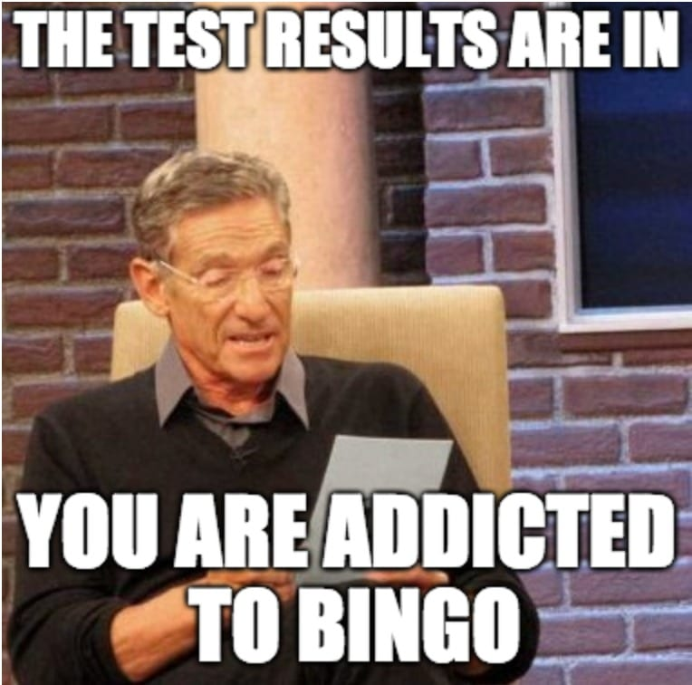 Addicted to Bingo