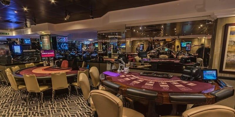 Grosvenor Casino Gloucester Road, London