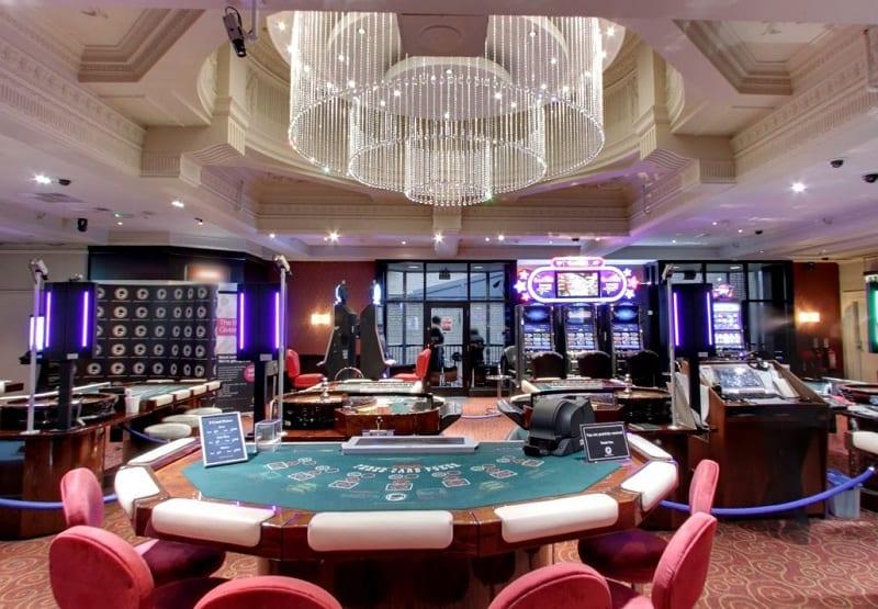 Grosvenor Casino Russell Square, London