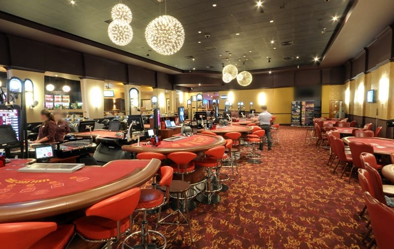 Grosvenor Casino West Quay Road, Southampton