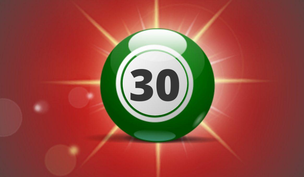 30 Ball Bingo Games