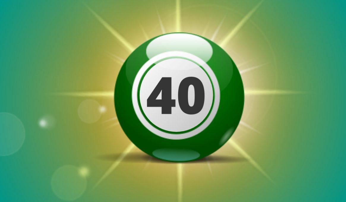 40 Ball Bingo Games