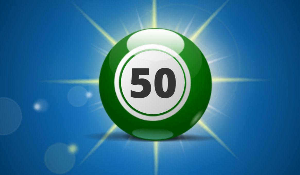 50 Ball Bingo Games