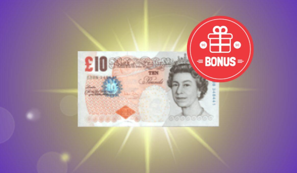 Deposit 10 Get Bonus