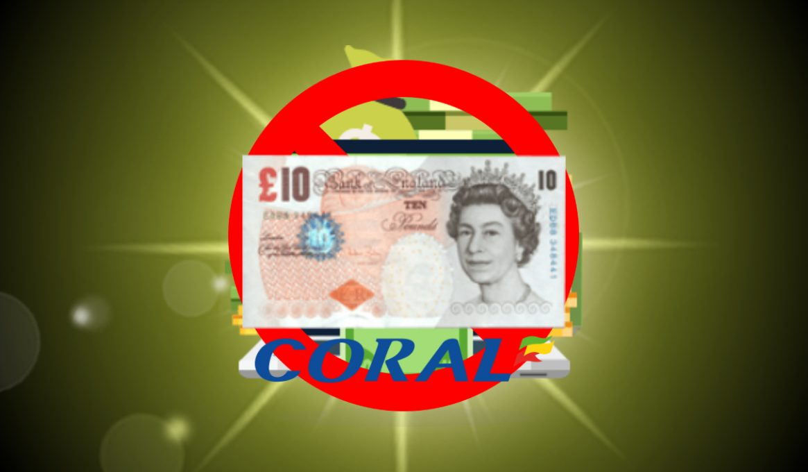 Coral £10 No Deposit Bonus